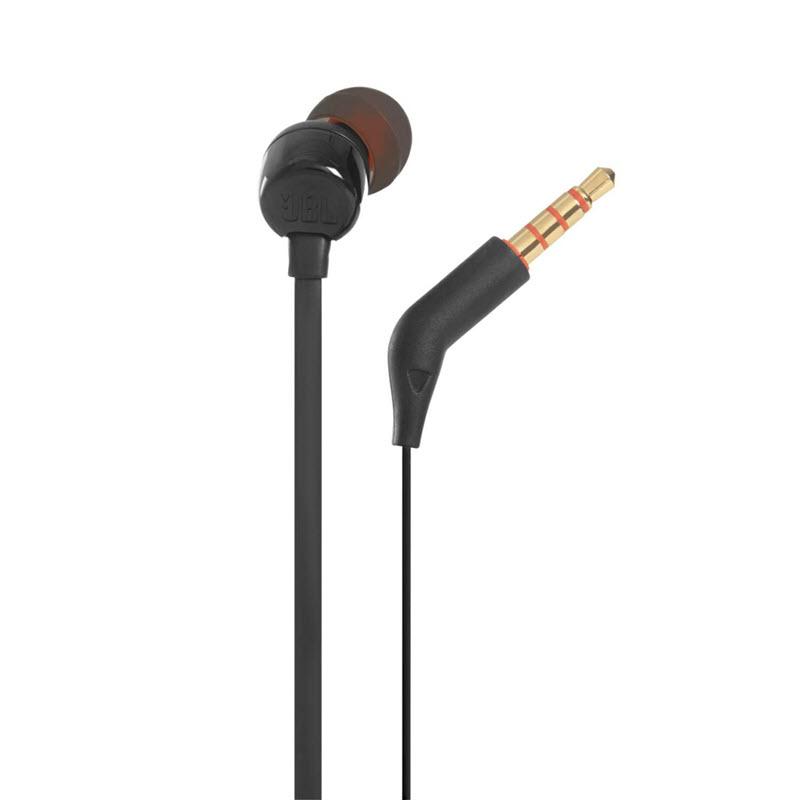 Jbl T110 In Ear Headphones (5)