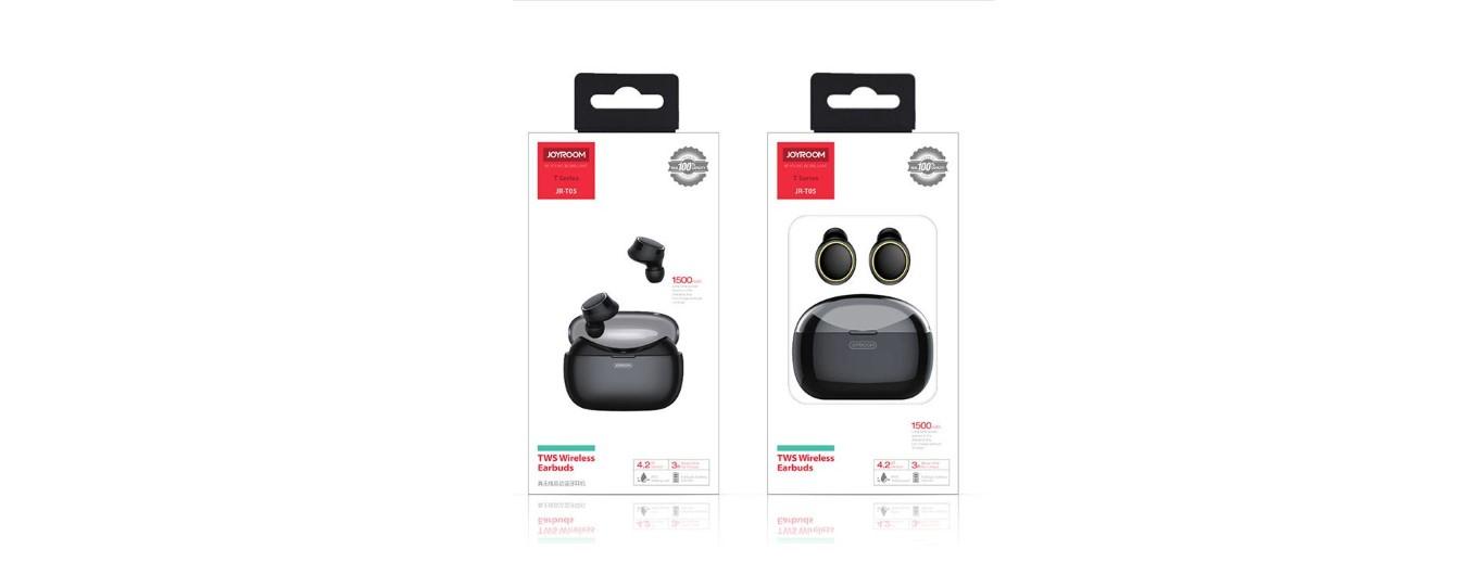 Joyroom Jr T05 Tws Bluetooth Earphones With Charging Box (6)
