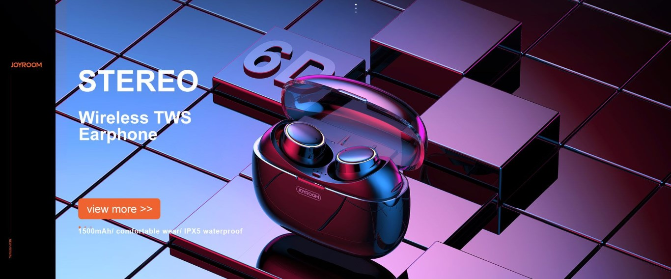 Joyroom Jr T05 Tws Bluetooth Earphones With Charging Box (7)