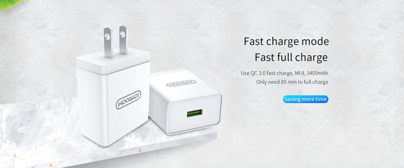 Joyroom Qc3 Fast Charger (6)