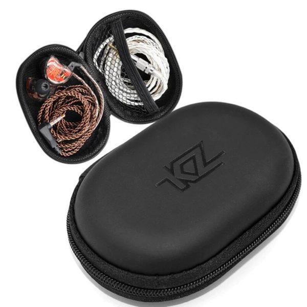 Kz Earphone Bag Storage Box Pouch (1)