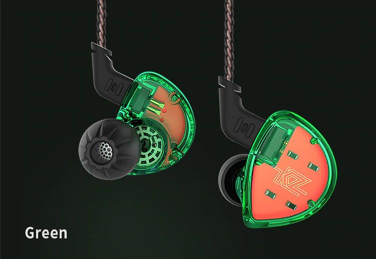 Kz Es4 Hybrid Hifi Dynamic In Ear Earphone (15)