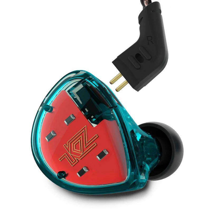 Kz Es4 Hybrid Hifi Dynamic In Ear Earphone (6)