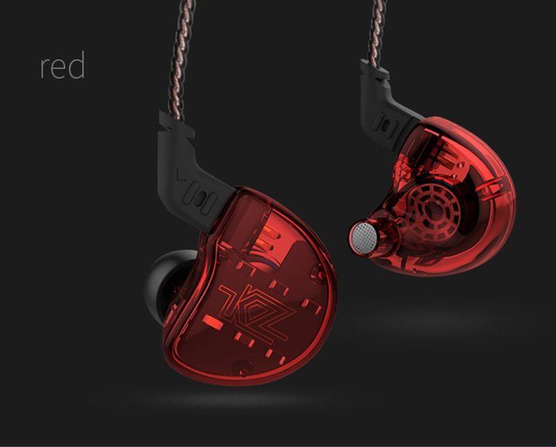 Kz Zs10 Hifi 10 Drivers Hybrid Earphone (2)