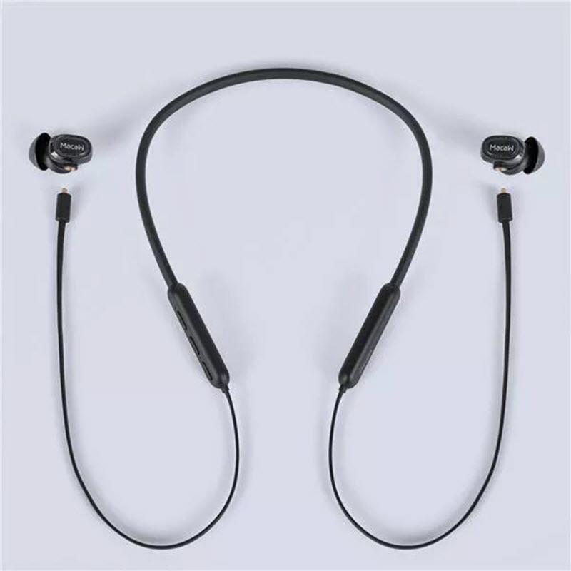 Macaw Tx80 Ipx5 Waterproof Bluetooth Earphone (9)
