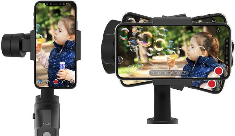 Moza Mini S Essential Smartphone Gimbal (7)
