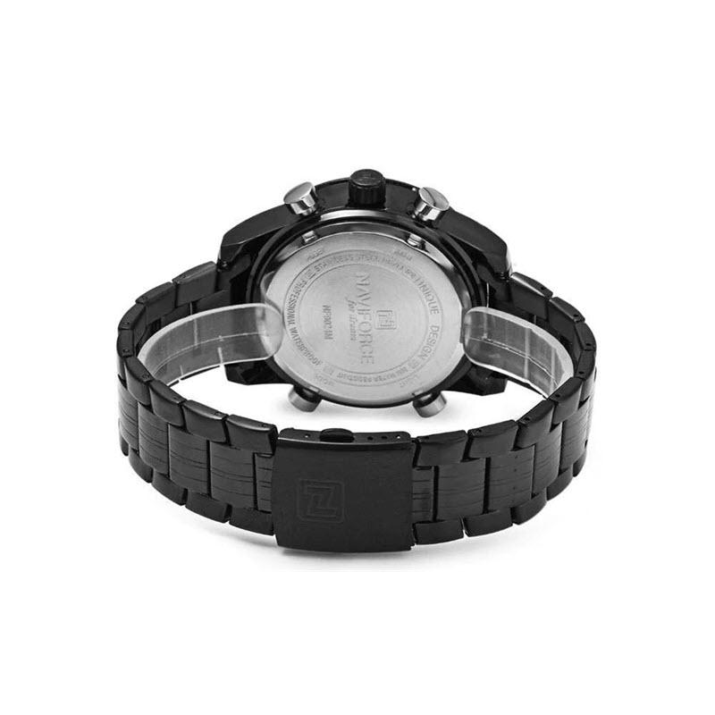 Naviforce Nf9024 Military Dual Display Wrist Watch For Men (5)