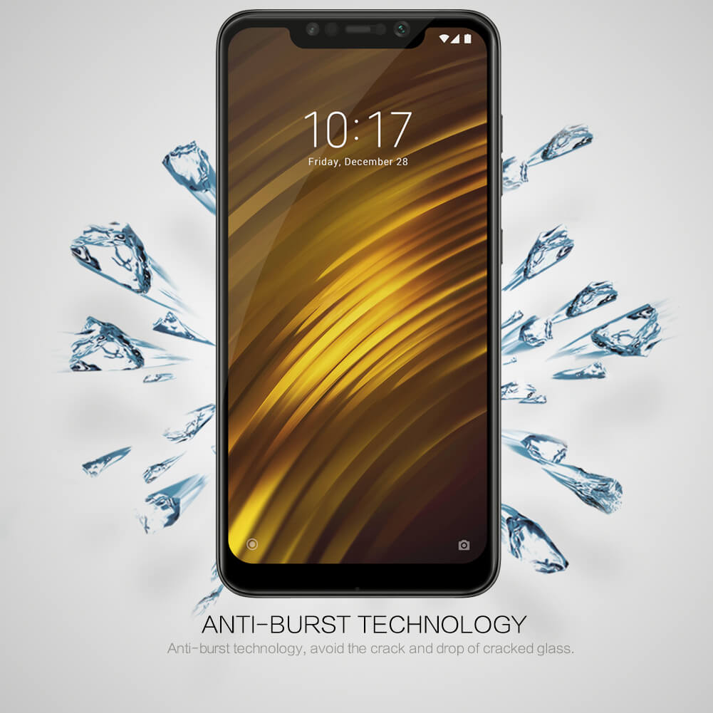 Nillkin Amazing Cp Tempered Glass Screen Protector For Xiaomi Pocophone F1 (8)