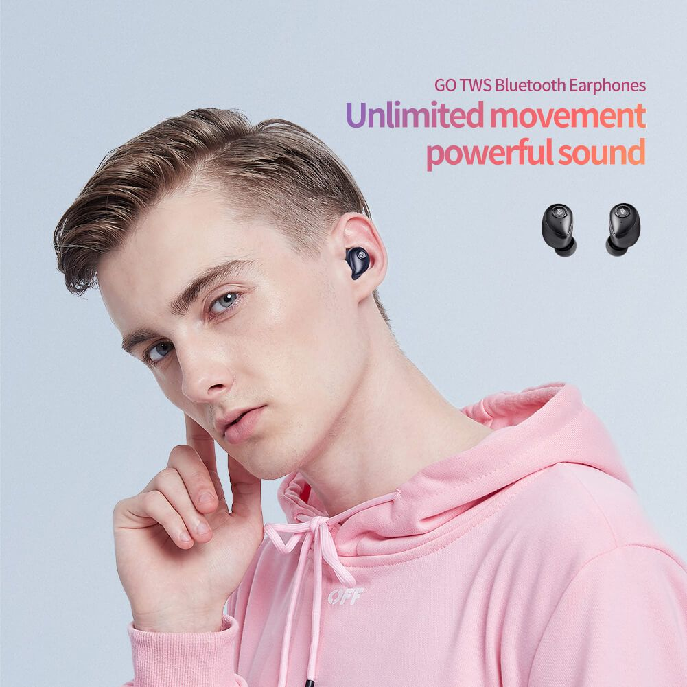 Nillkin Go Tws Bluetooth 5 0 Wireless Earphones (1)