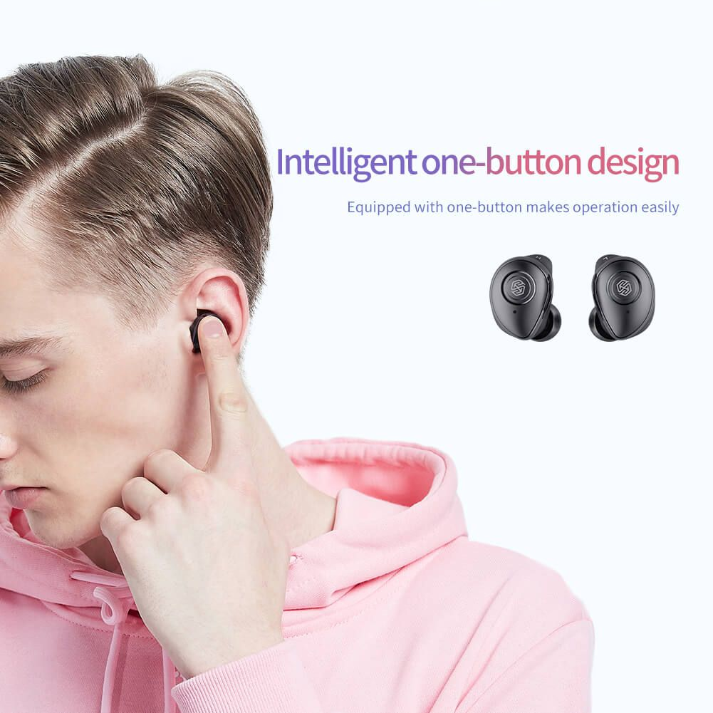 Nillkin Go Tws Bluetooth 5 0 Wireless Earphones (12)