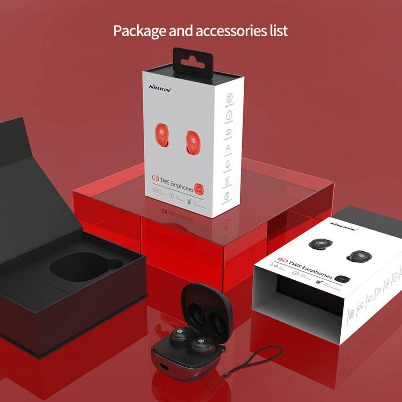 Nillkin Go Tws Bluetooth 5 0 Wireless Earphones (3)