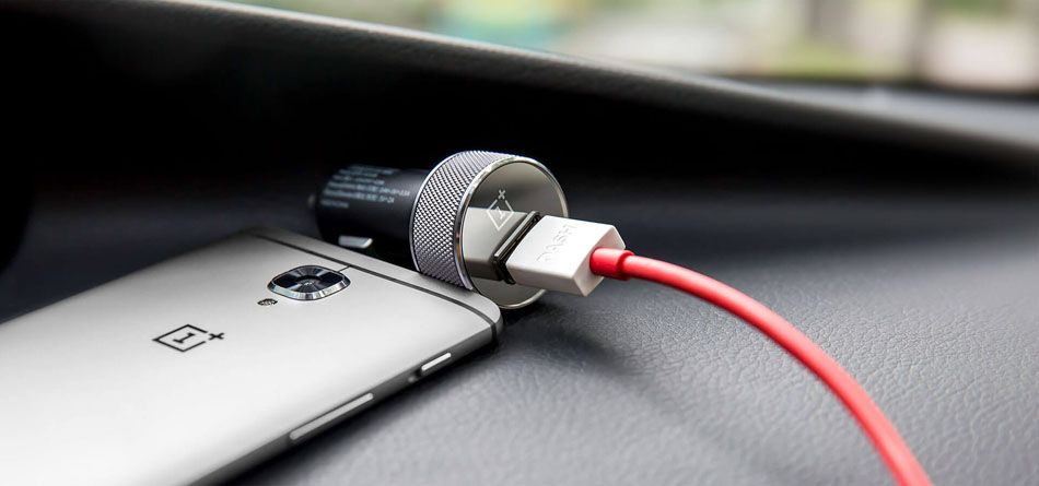 Oneplus Official Dash Car Charger (1)