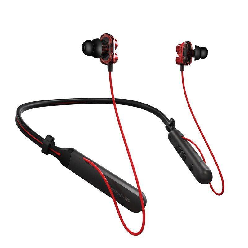 Plextone Bx345 2dd Dynamic Bluetooth Neckband Headphones (5)