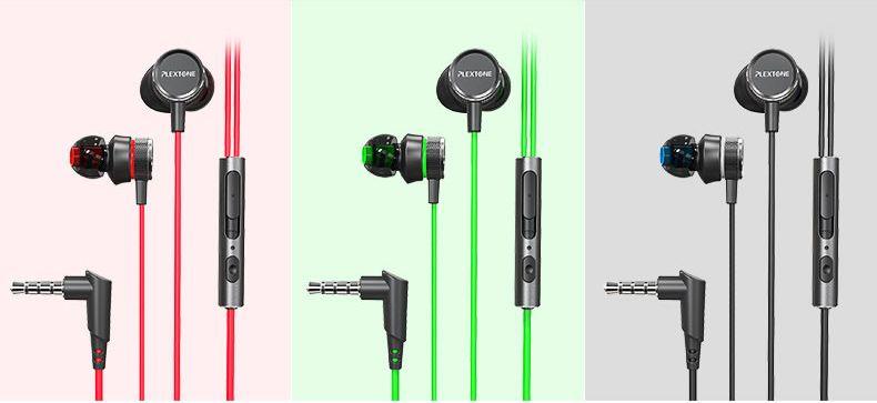 Plextone G15 Gaming Earphones With Mic (1)