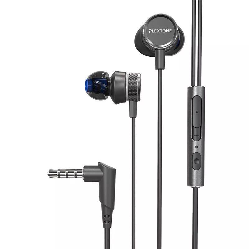 Plextone G15 Gaming Earphones With Mic (2)