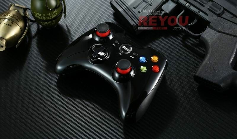 Remax Ry 01 Reyou Bluetooth Gamepad For Android Ios (5)