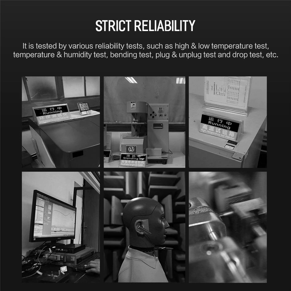Rock Mufree H1 Stereo Earphone (4)