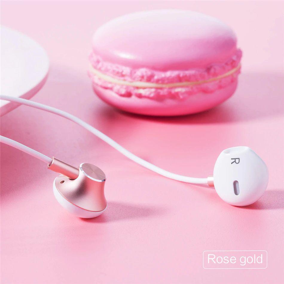 Rock Mufree H1 Stereo Earphone (9)