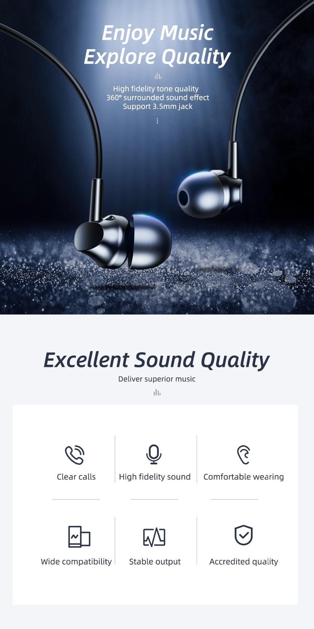 Rock Space Es01 In Ear Music Earphone (7)