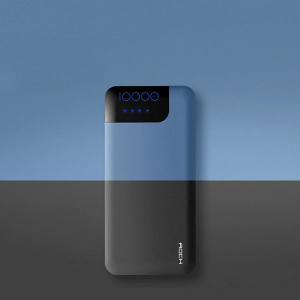 Rock Space P40 Qc3 0 Fast Charger 10000mah Power Bank (3) 1