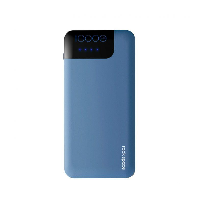 Rock Space P40 Qc3 0 Fast Charger 10000mah Power Bank (5)