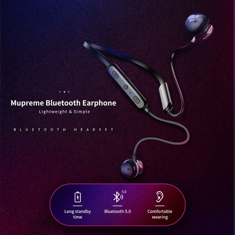 Rock W7 Mupreme Bluetooth Wireless Earphone (3)