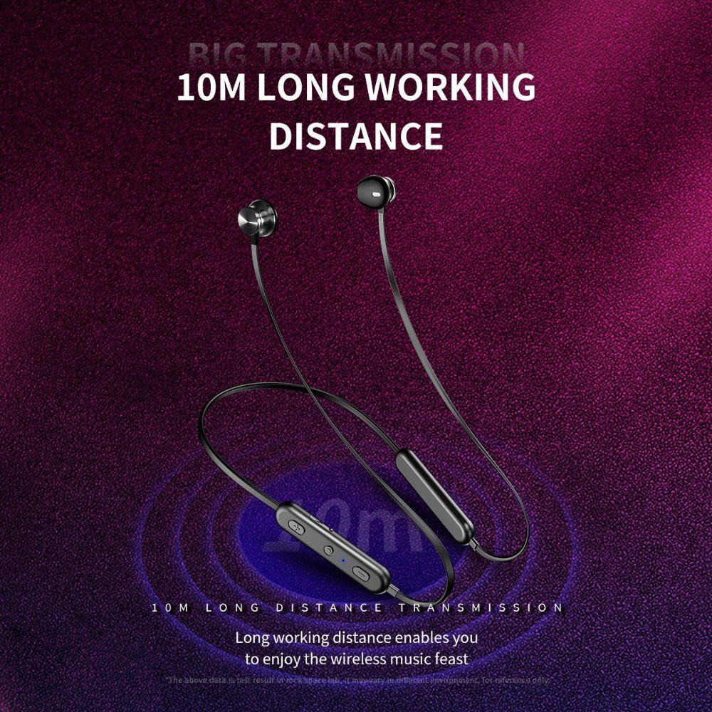 Rock W7 Mupreme Bluetooth Wireless Earphone (5)
