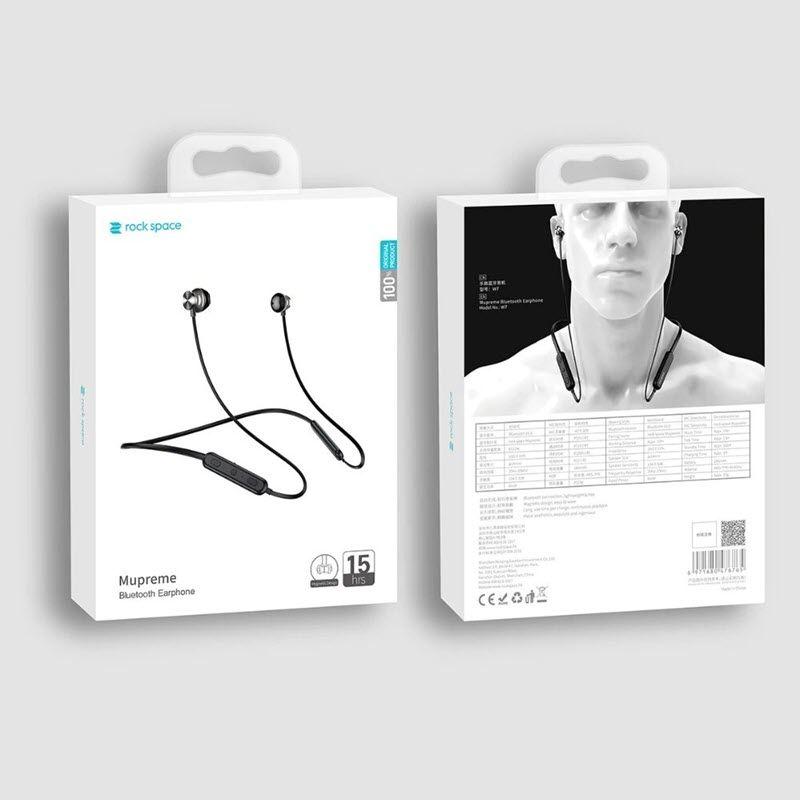 Rock W7 Mupreme Bluetooth Wireless Earphone (9)