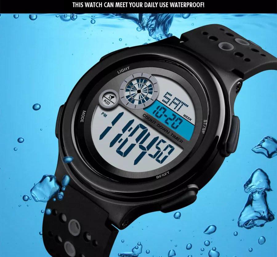 Skmei 1374 Luminous Display Waterproof Digital Watch (5)