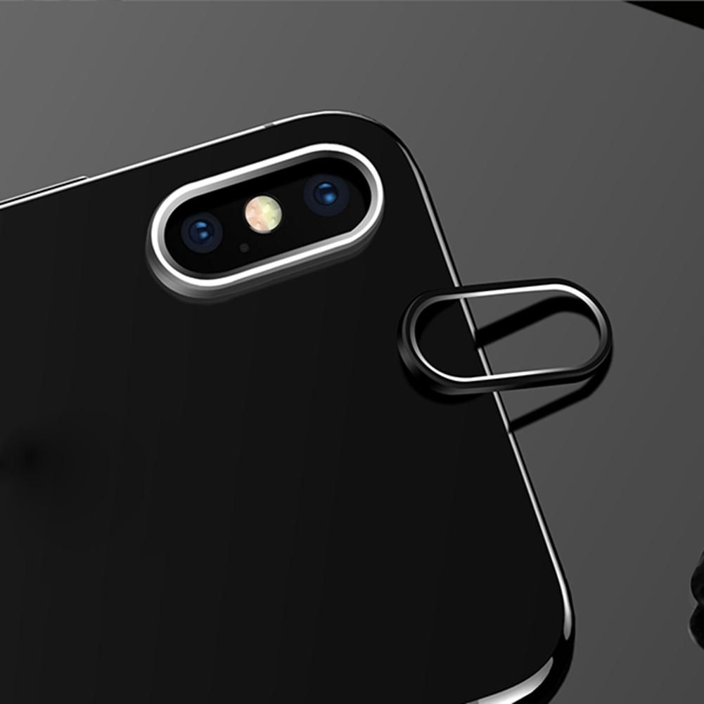 Usams Mobile Camera Lens Protective Ring For Iphone X (9)