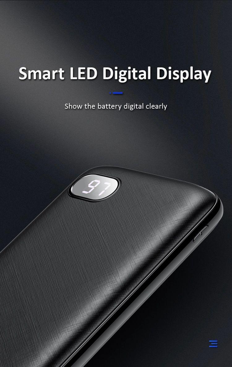 Usams Pb12 10000mah Led Display Power Bank (3)