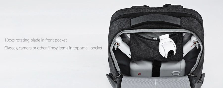 Xiaomi 26l Travel Business Laptop Backpack (8)
