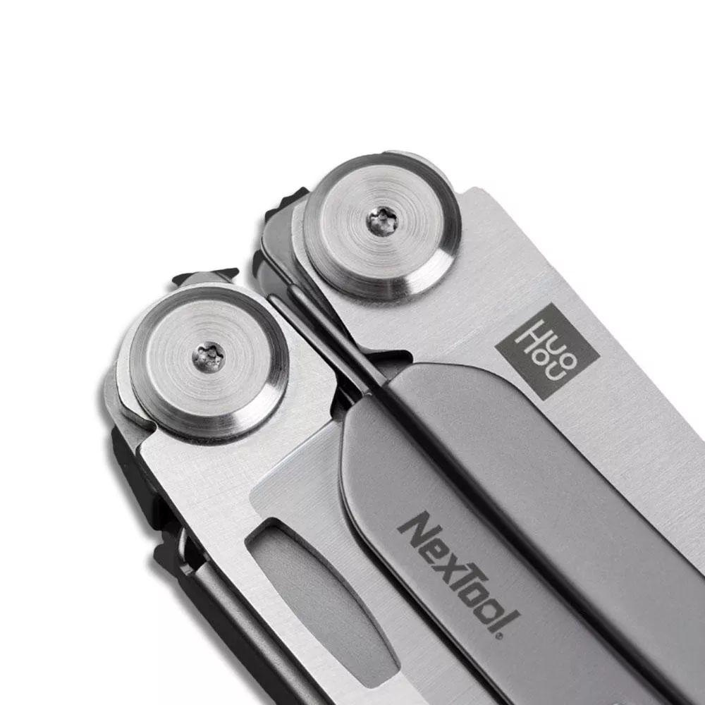 Xiaomi Huohou Multi Function Knife 15 Functions Folding Knife Bottle Opener Screwdriver Pliers (5)