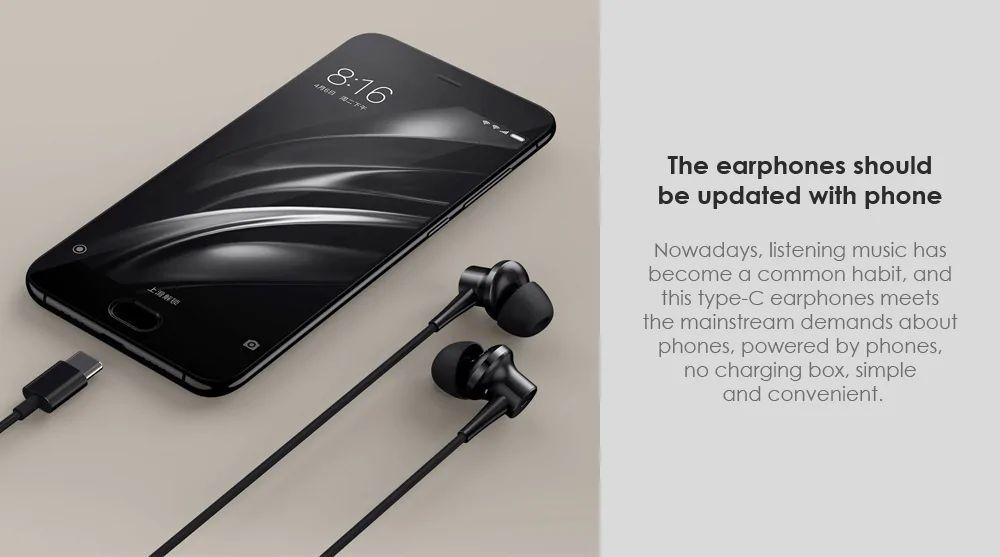 Xiaomi Mi Anc Type C In Ear Earphones (2)