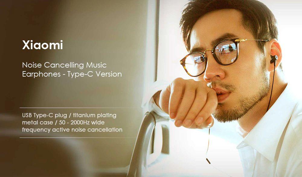 Xiaomi Mi Anc Type C In Ear Earphones (6)