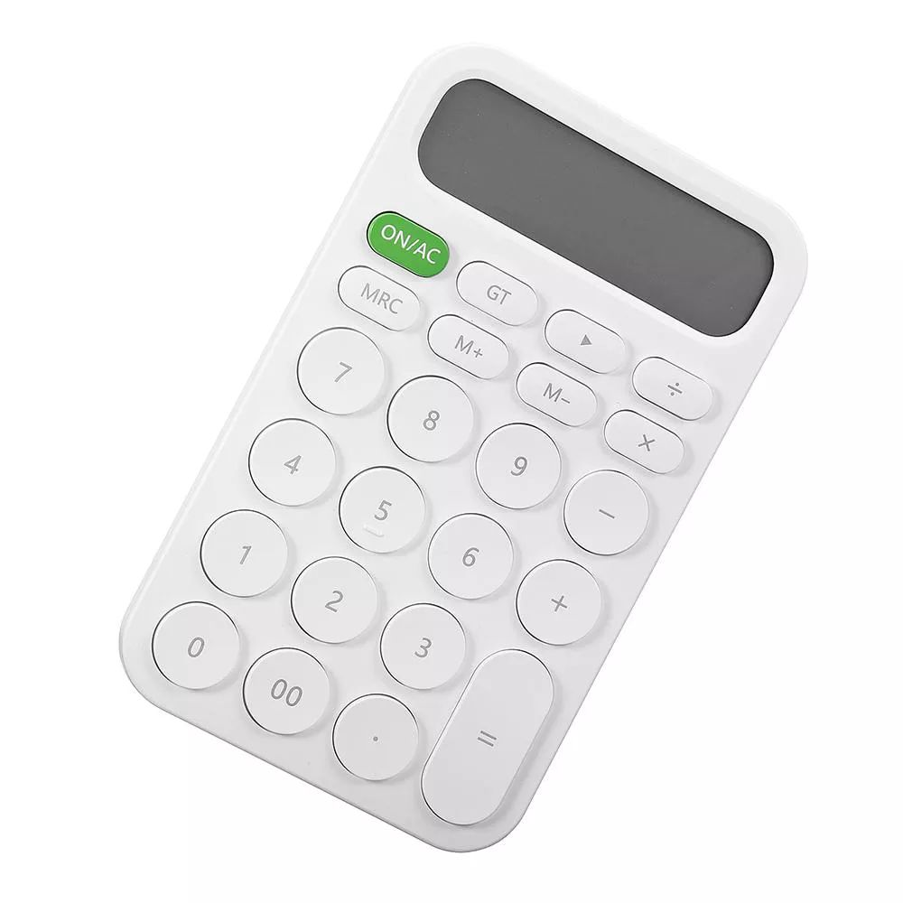 Xiaomi Miiiw 12 Digit Electronic Calculator For Office Work (1)