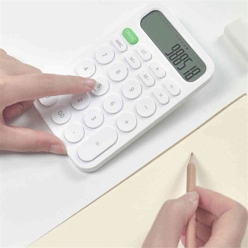 Xiaomi Miiiw 12 Digit Electronic Calculator For Office Work (11)