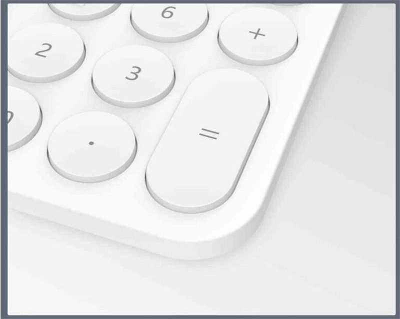 Xiaomi Miiiw 12 Digit Electronic Calculator For Office Work (2)