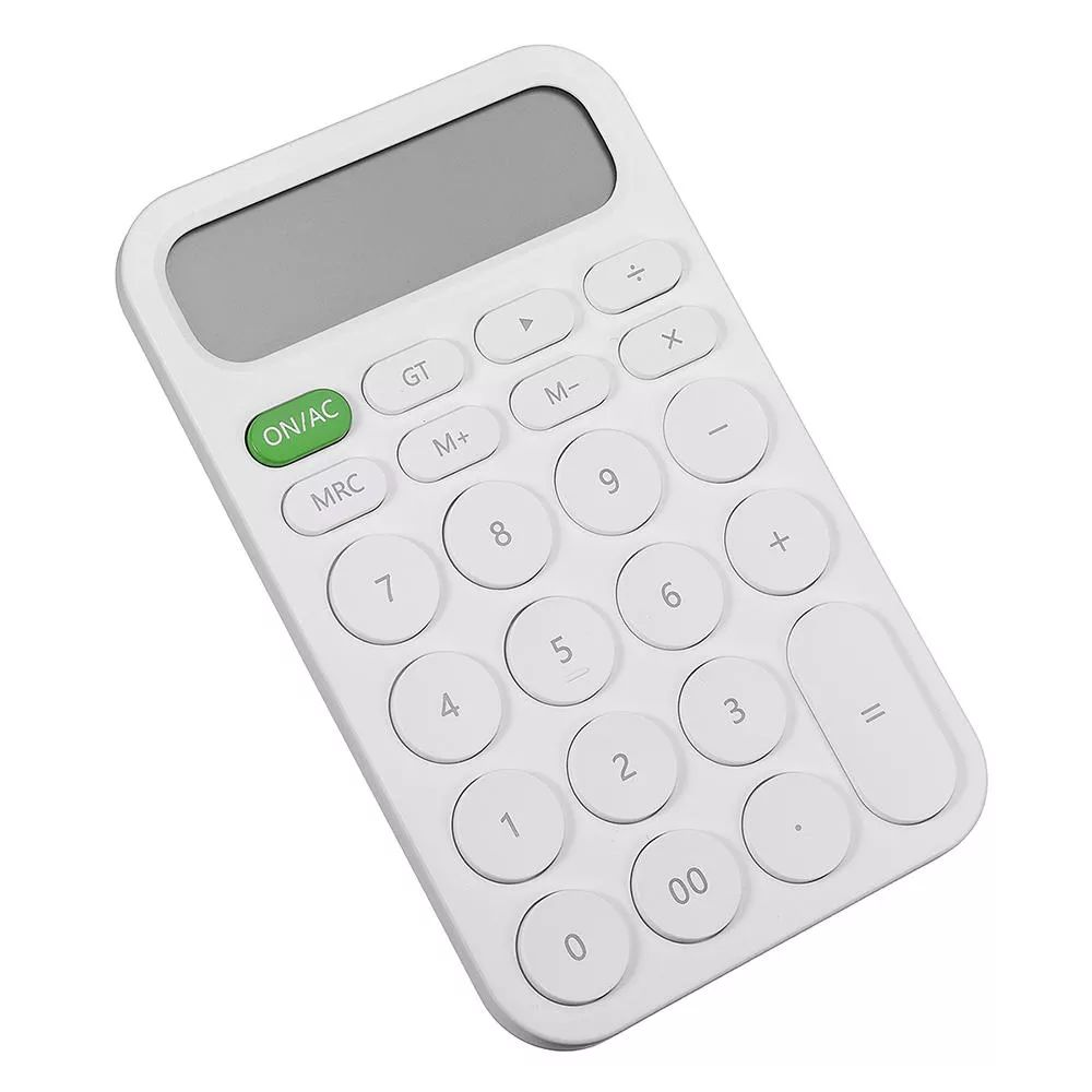 Xiaomi Miiiw 12 Digit Electronic Calculator For Office Work (4)