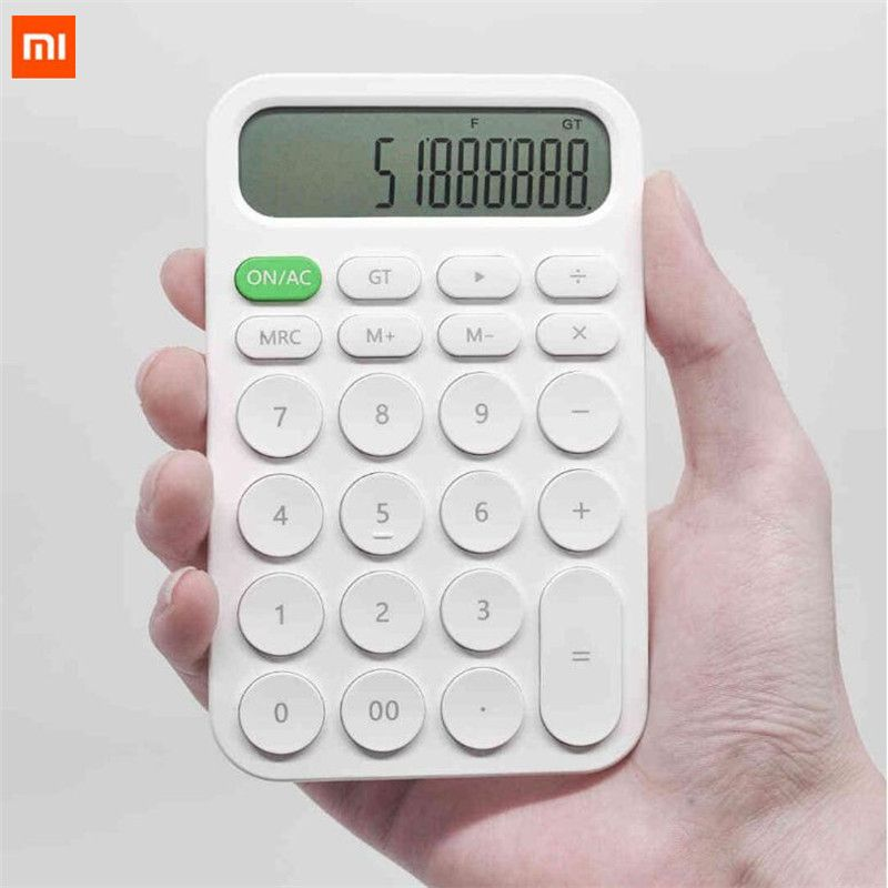Xiaomi Miiiw 12 Digit Electronic Calculator For Office Work (6)