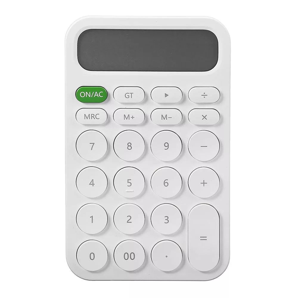 Xiaomi Miiiw 12 Digit Electronic Calculator For Office Work (7)