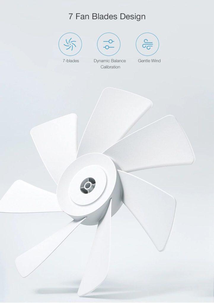 Xiaomi Smart Mi Stand Fan With App Remote Control (12)