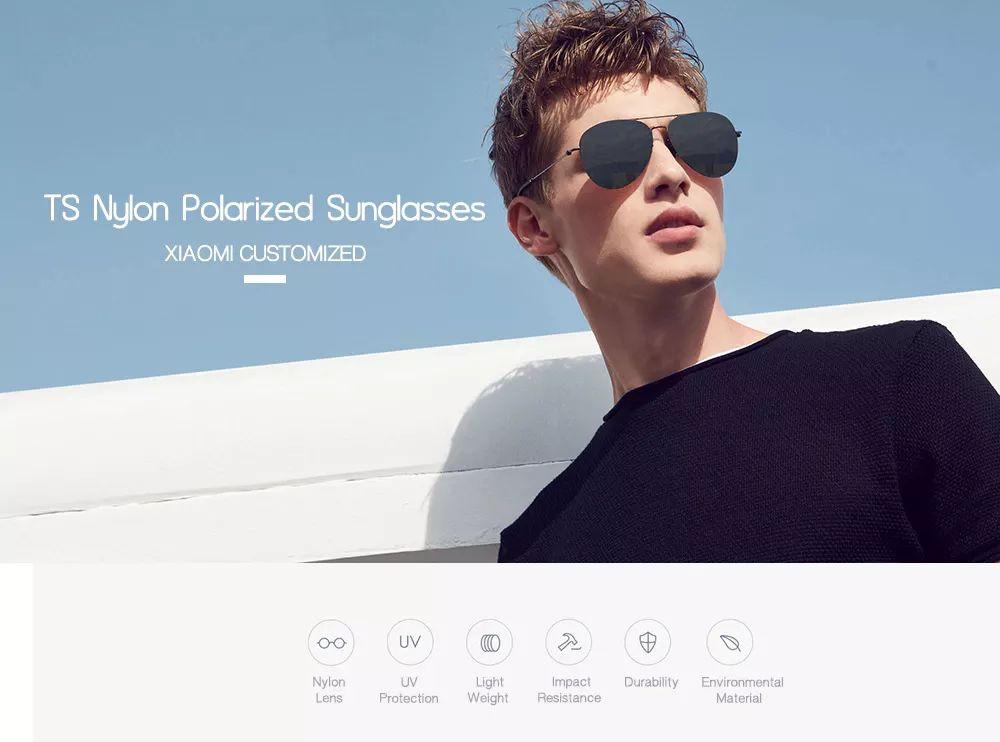 Xiaomi Ts Polarized Nylon Lens Sunglasses (1)