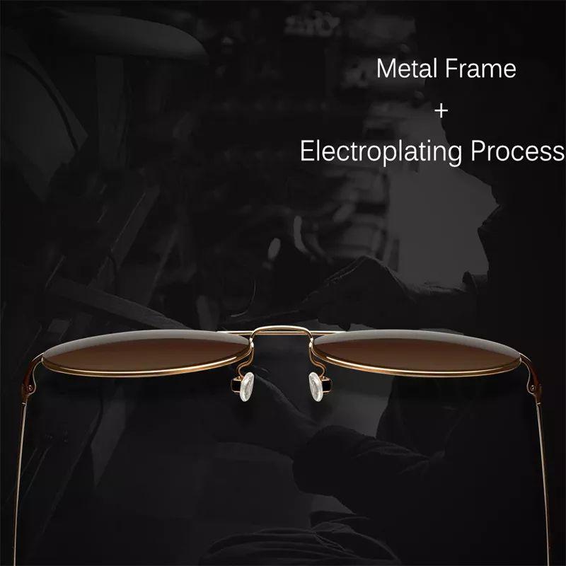 Xiaomi Uv400 Ts Nylon Polarized Stainless Sunglasses Colorful (1)