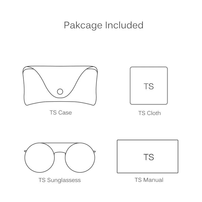 Xiaomi Uv400 Ts Nylon Polarized Stainless Sunglasses Colorful (11)