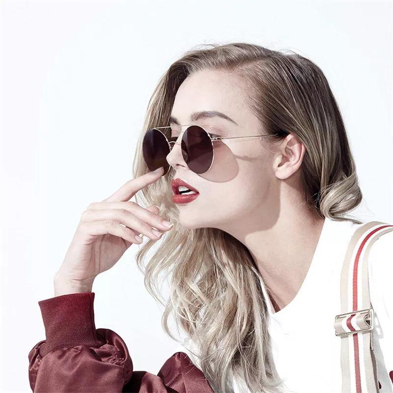 Xiaomi Uv400 Ts Nylon Polarized Stainless Sunglasses Colorful (5)