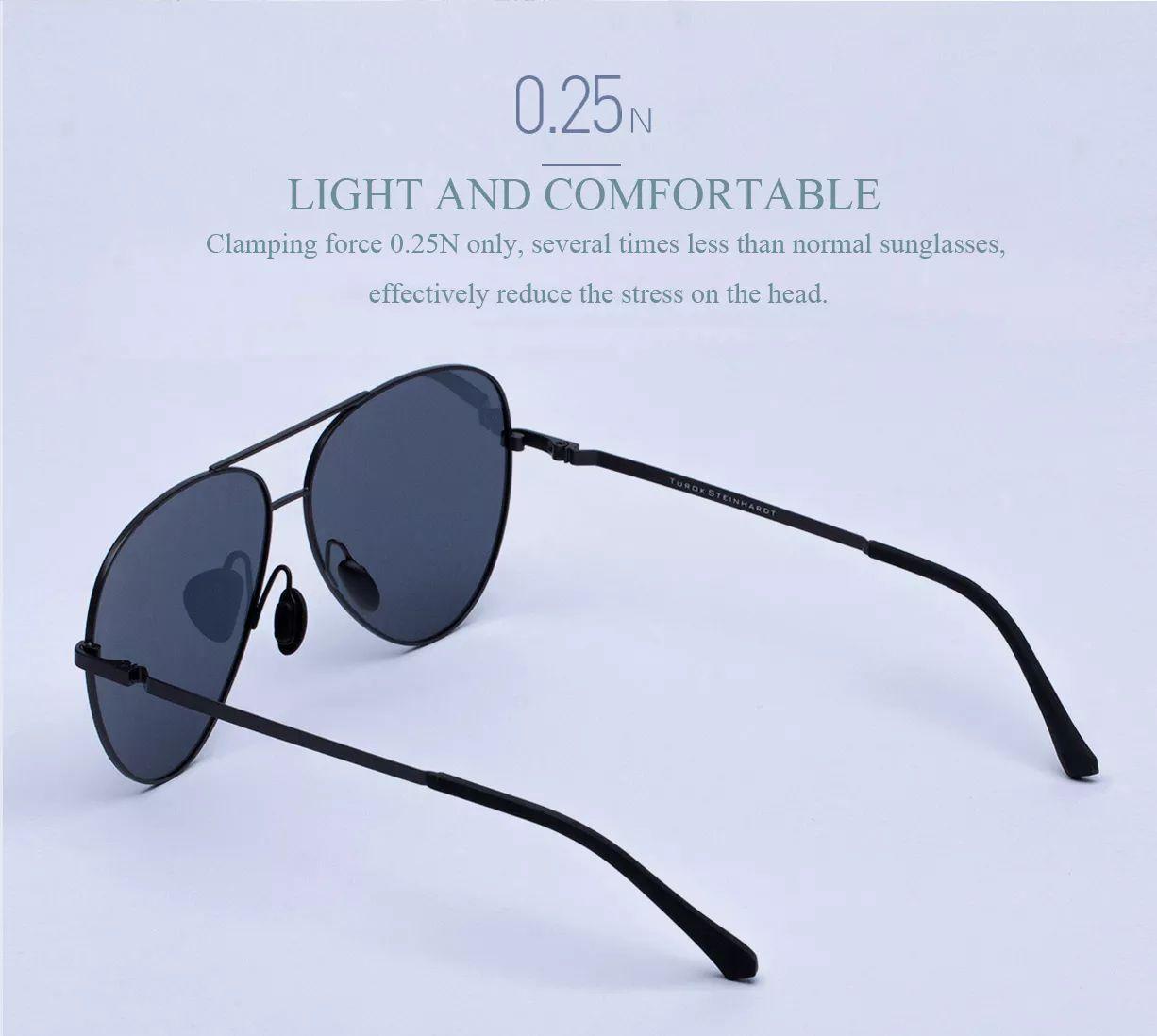 Xiaomi Uv400 Ts Polarized Light Sunglasses New Edition (1)