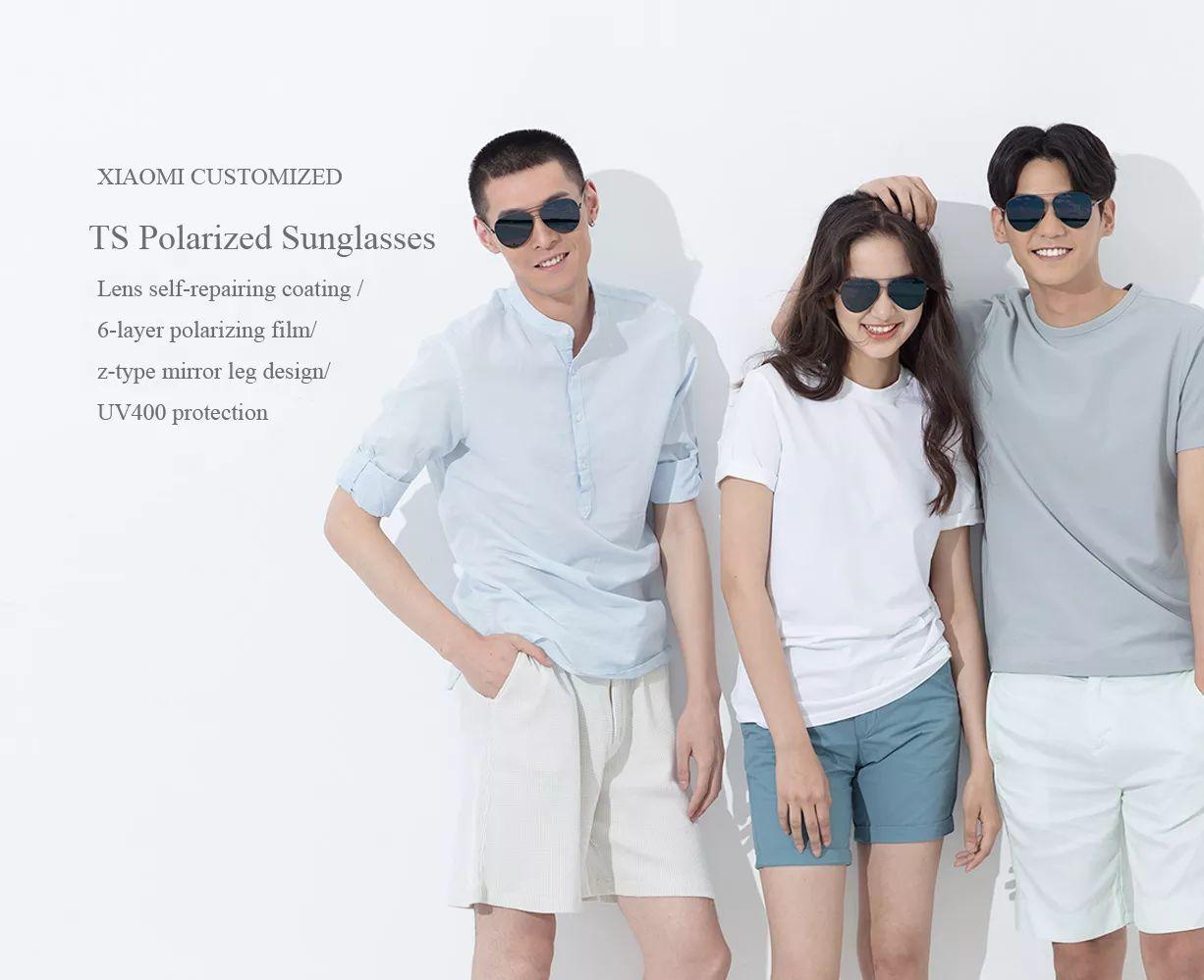 Xiaomi Uv400 Ts Polarized Light Sunglasses New Edition (3)