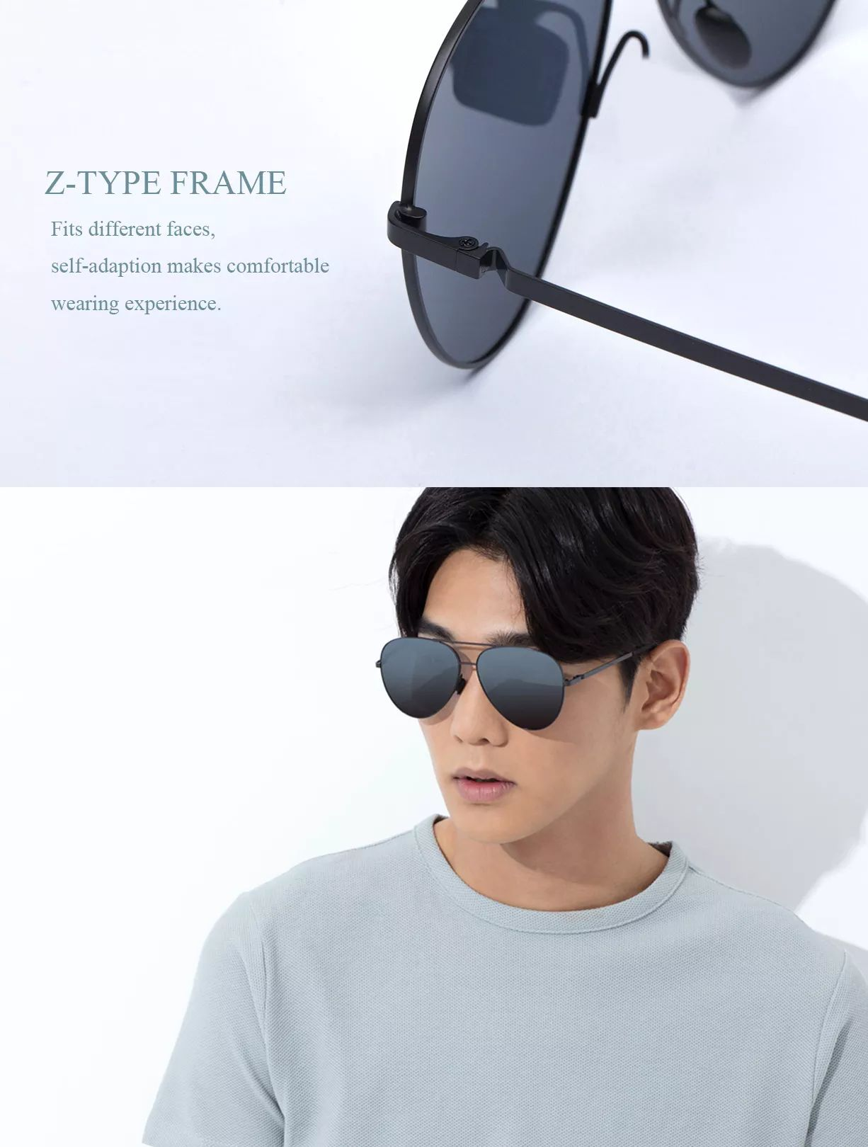 Xiaomi Uv400 Ts Polarized Light Sunglasses New Edition (6)