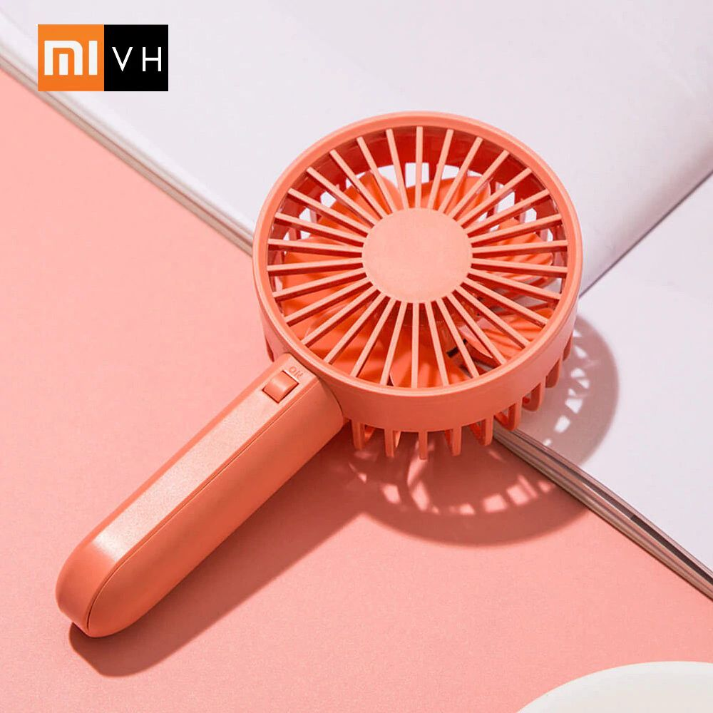 Xiaomi Vh Desk Stand Portable Handheld Rechargeable Fan (11)